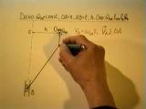 Теоретическая механика - лекция №26 (Плоское движение твердого тела_Ускорение точек плоской фигуры)