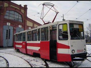 Музей городского электрического транспорта Санкт-Петербурга